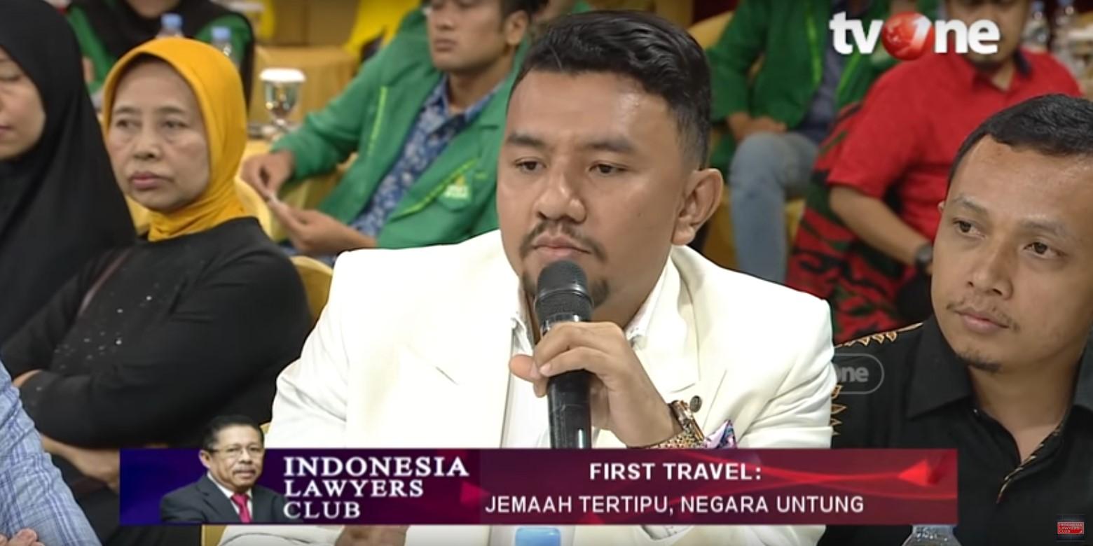 Pahrur Dalimunthe: Kami Sepakat, Dana Harus Dikembalikan ke Jamaah | ILC (19/11/2019)
